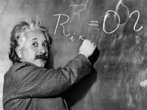 Einstein: Icon Kecerdasan Abad XX