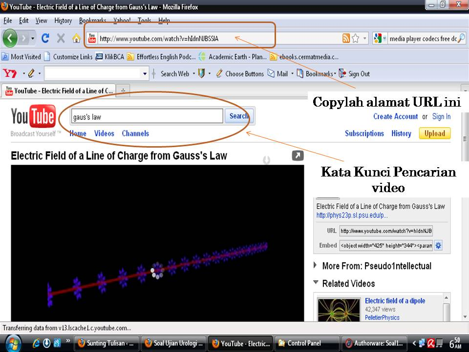 Menampilkan Video Youtube di PowerPoint (2/3)